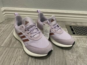 NEW WOMENS ADIDAS BOOST RapidaLUX S&L J Running Shoes FV8575