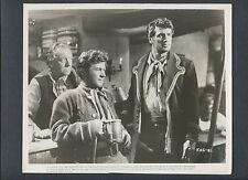 ROCK HUDSON IN 1952 NAUTICAL ADVENTURE THE SEA DEVIL - LINEN-BACKED