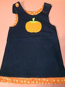 Beaux et Belles Toddler Girl Jumper Dress Size 3