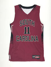 Under Armour South Carolina Gamecocks Command Game Jersey Men's M #11 Maroon