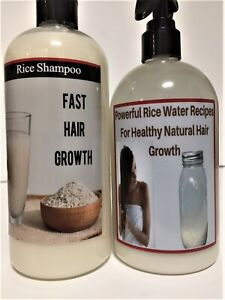 RICE WATERA IS MIRACLE TONIC FOR HAIR LOSS TREAT MAKES HAIR STRONGER,GROWTH HAIR