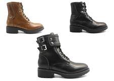 Rangers Femme Nero Giardini Botte Boots Derby Beatles Chelsea Talon Bas