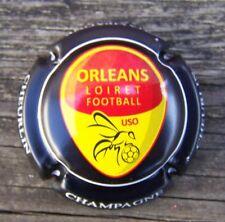 capsule de champagne cheurlin orléan loiret football  (NR)