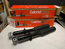 Pair of Gabriel Shocks / Struts 739456 & 739459 for Toyota