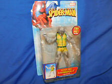 Marvel Amazing Spider-man Classics Toybiz Howling Man Wolf Figure Legends