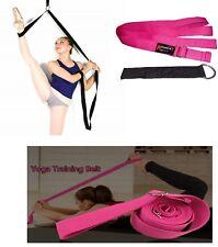 PINK  TAO LEG Pulley Stretcher FLEX-STRETCH Yoga Pilates Door Mounted