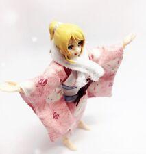 SH-YD-PK: FIGLot 1/12 scale Pink Kimono for Figma SHF female figure (No figure)