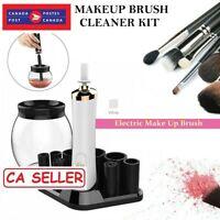 Premium Makeup Brush Cleaner Dryer Super-Fast Electric Brush Cleaner Machine Set