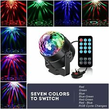 RGB Laser Show Light Projector Disco Ball DJ Dance Floor Event Birthday Party