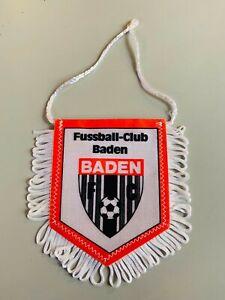 Baden FC fanion vintage football banderin pennant wimpel
