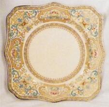 Myott Staffordshire The Croydon Square Plate 5567A Porcelain Fruit Basket As Is