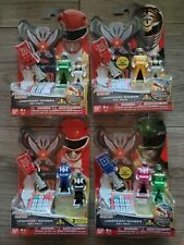 Power Rangers Super Megaforce Mighty Morphin MMPR Legendary Ranger Key Lot