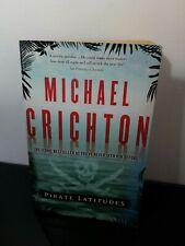 Pirate Latitudes by MICHAEL CRICHTON - 2009 Large PB 9780732290696