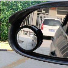 Driver laterale SPECCHIO GRANDANGOLO ROUND convesso auto vista POSTERIORE PUNTO CIECO