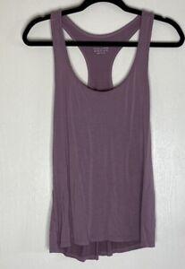 Women's Active Wear Razorback Top Size XL Lavender (C238)