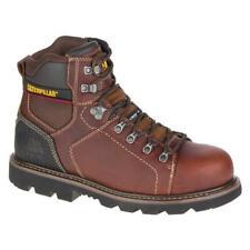"Cat Footwear Men's Alaska 2.0 6"" Steel Soft Toe Work Boot Slip oil resistant EH"