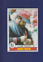 Luis Tiant 1979 TOPPS Baseball #575 (NM) Boston Red Sox