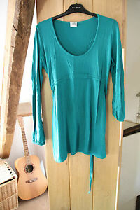 Bay Trading Ladies  green  Top size 16 very soft