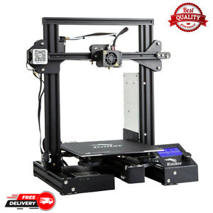 Creality 3D Ender-3 DIY 3D Printer Kit 220x220x250mm Printing Size With Power UK