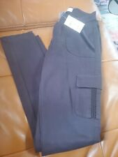 American Rag Black Cargo Style Stretch Slim Pants Size 3 NWT