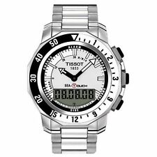 Tissot T026.420.11.031.00 Men's Sea -Touch Silver Quartz Watch