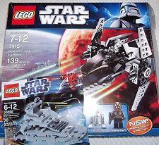 LEGO Star Wars IMPERIAL V-WING FIGHTER #7915 Retired + BONUS #30056 Polybag