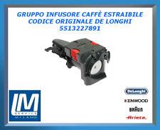 GRUPPO INFUSORE CAFFÈ ESTRAIBILE 5513227891 7313251451 DE LONGHI ORIGINALE