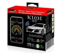 PLX KIWI WIFI Iphone / IPod touch interface