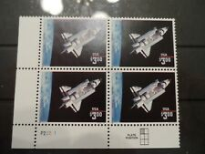 UNITED STATES #2544 MNH SPACE PB4