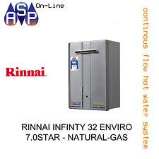 RINNAI INFINITY 32 ENVIRO 7.0 STAR (NATURAL GAS)