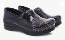 Dansko Profesional Zueco Doble pro Tranquilidad Charol Mujer Tallas 36-42 /