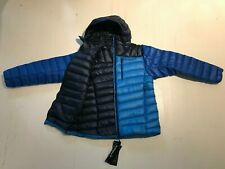 Norrona Lyngen Down850 Hooded Insulated Jacket, Mens, Size XL, Hot Sapphire