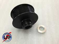"""2009-14 CADILLAC CTS-V 2012+ CAMARO ZL1 SUPERCHARGER BLOWER PULLEY LSA 2.50"""" NEW"""
