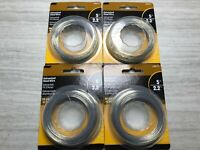 """Eye Bolts 6 pcs 3//8/"""" x 6/"""" Drop Forged Galv Eyebolts for Batting Cage Cable Kit"""