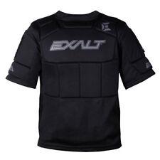 Exalt Alpha Chest Protector Padded Black Shirt Vest 2xl / 3xl XXL XXXL Paintball