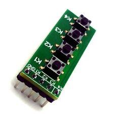 Key Switch Keyboard Button Module Board for Arduino UNO MEGA2560 Breadboard DT