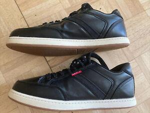 Mens Casual Levi Shoes Size UK 7.5