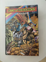 AVENGERS ACTS OF VENGEANCE CROSSOVERS OMNIBUS MARVEL COMICS NEW SHRINK-WRAPPED 1