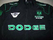 NEU DODGE RAM  V8 Fan - Jacke schwarz (grün) jacket veste jas giacca jakka jack