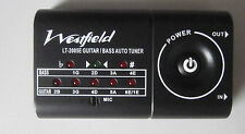 Westfield lt-2005e tuner guitar & bass tuner ultracompact auto