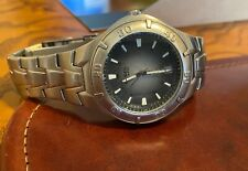 40mm Fossil Watch, 10 ATM, Date, AM-3816, Gray Face