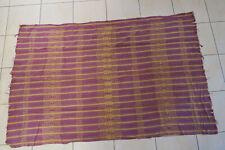 Altes Wickeltuch für Frauen Joruba CF91 Old unknown Cloth Tissu Afrozip