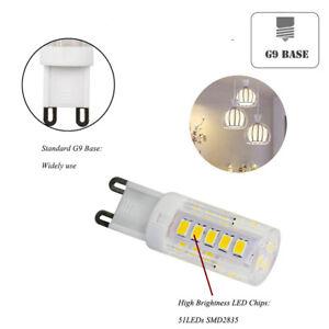 G9 HIGH QUALITY LED 3W,5W,7W Capsule light 220V Replace bulbs Energy Saving UK