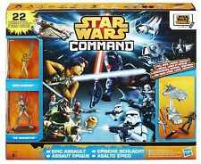 LOT 26699 | Hasbro A8957 Star Wars Command Epic Assault Pack NEU in OVP