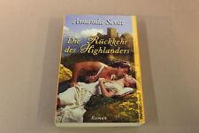 Die Rückkehr des Highlanders Amanda Scott