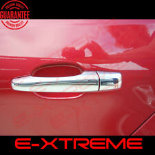 FOR CADILLAC CTS 08-13 CHROME 4 DOORS HANDLES COVERS W/OUT PASSENGER KEYHOLE