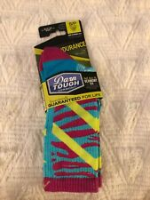 New DARN TOUGH Crew Light Womens Endurance Socks Merino Wool 1799 Pulse Teal S/P
