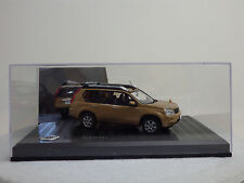 NISSAN X-TRAIL T31  Dessert Amber  1:43 Nissan special order/Kyosho NEW