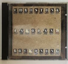 CHRISTINE LAKELAND (The wife of J.J. Cale) RECKONING 1992 CD. A1 cond!
