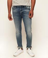 Superdry Mens Travis Skinny Jeans